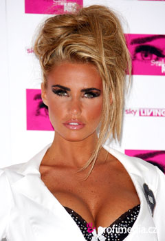 Acconciature delle star - Katie Price (Jordan)