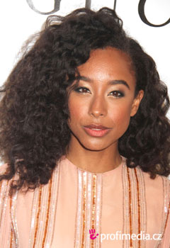 Acconciature delle star - Corinne Bailey Rae