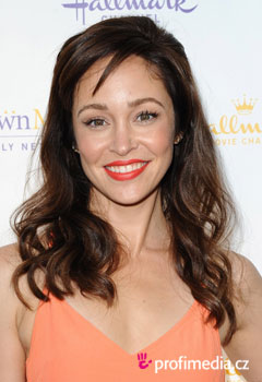 Acconciature delle star - Autumn Reeser