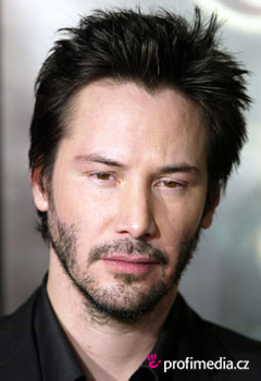 Promi-Frisuren - Keanu Reeves