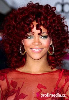 Prom hairstyle - Rihanna - Rihanna