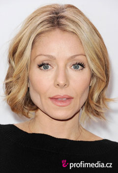 Acconciature delle star - Kelly Ripa