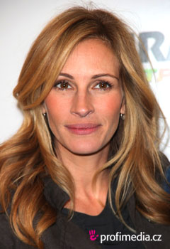 Acconciature delle star - Julia Roberts