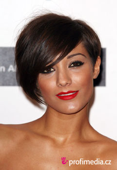 Acconciature delle star - Frankie Sandford