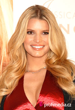 Acconciature delle star - Jessica Simpson