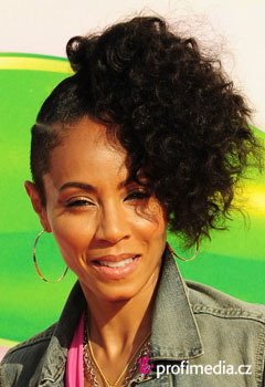 Promi-Frisuren - Jada Pinkett Smith