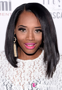 Acconciature delle star - Yandy Smith