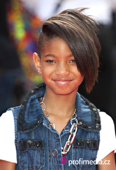 Coiffures de Stars - Willow Smith