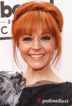Promi-Frisuren - Lindsey Stirling