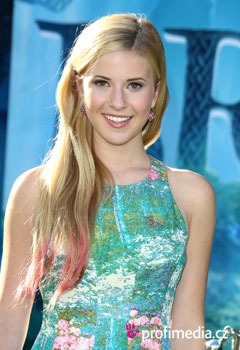 Acconciature delle star - Caroline Sunshine
