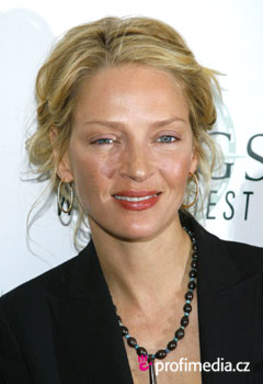 Acconciature delle star - Uma Thurman