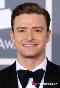 Acconciature delle star - Justin Timberlake