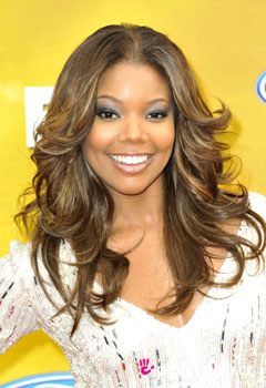 Acconciature delle star - Gabrielle Union