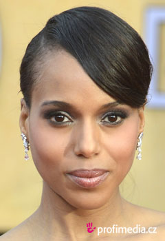 Coiffures de Stars - Kerry Washington