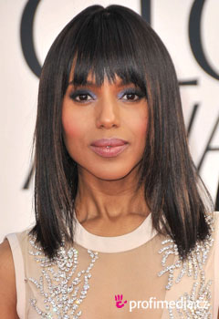 Promi-Frisuren - Kerry Washington