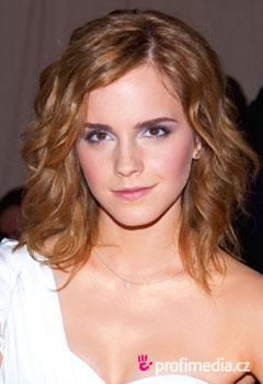 Účes celebrity - Emma Watson