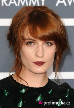 Acconciature delle star - Florence Welch