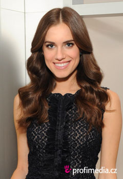 Promi-Frisuren - Allison Williams
