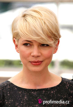 Peinados de famosas - Michelle Williams