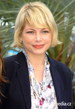 Acconciature delle star - Michelle Williams