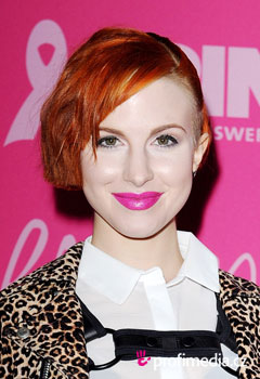 Promi-Frisuren - Hayley Williams