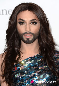 Promi-Frisuren - Conchita Wurst