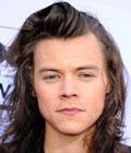 Peinados de famosas - Harry Styles
