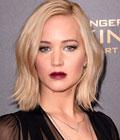 Fryzury gwiazd - Jennifer Lawrence