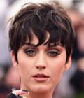Fryzury gwiazd - Katy Perry