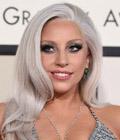 Coiffures de Stars - Lady Gaga