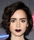 Kampaus - Lily Collins