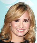 Celebrity hairstyle - Demi Lovato