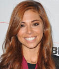 Celebrity hairstyle - Christina Perri