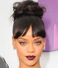Promi-Frisuren - Rihanna