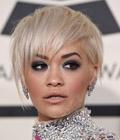 Fryzury gwiazd - Rita Ora