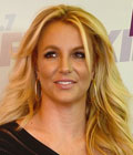Celebrity hairstyle - Britney Spears