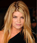 Promi-Frisuren - Kirstie Alley