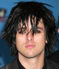 Celebrity Hairstyles - Billie Joe Armstrong