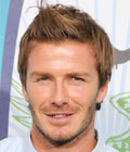 Kndisfrisyrer - David Beckham