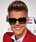 Peinados de famosas - Justin Bieber