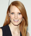 Celebrity Hairstyles - Jessica Chastain