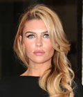 Celebrity Hairstyles - Abigail Clancy
