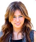 Fryzury gwiazd - Miley Cyrus