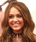 Účesy celebrit - Miley Cyrus