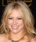 Účesy celebrit - Hilary Duff