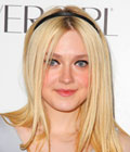 Promi-Frisuren - Dakota Fanning