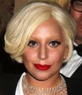Fryzury gwiazd - Lady Gaga