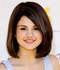 Promi-Frisuren - Selena Gomez