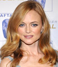 Promi-Frisuren - Heather Graham