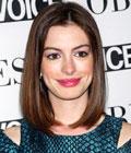 Anne Hathaway - kampaus